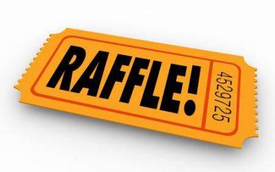 Unclaimed Raffle Prizes