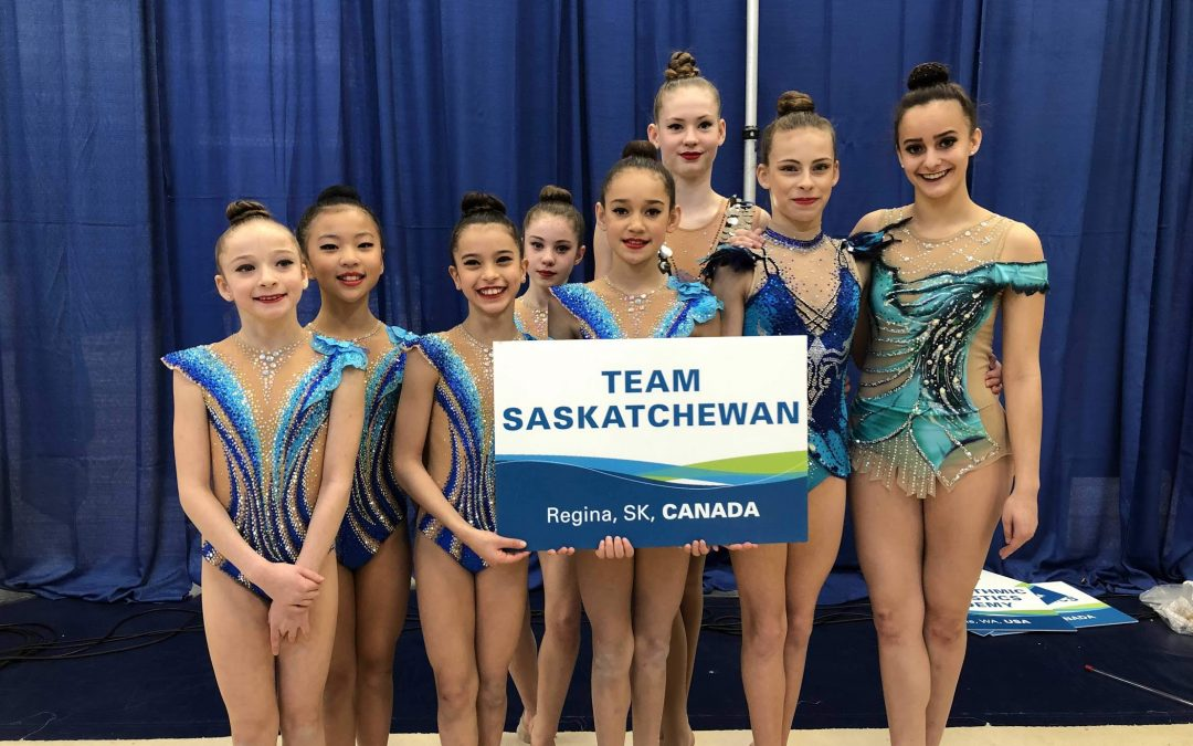 2019 Planet Invitational (Rhythmic Gymnastics)