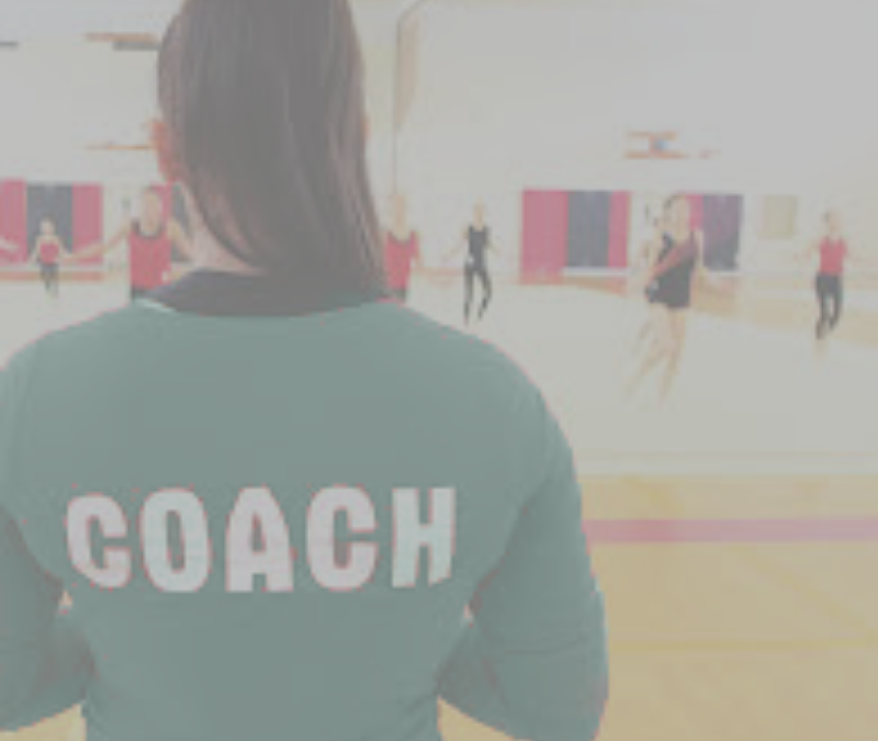 2019-2020 Rhythmic Provincial Team Coaches