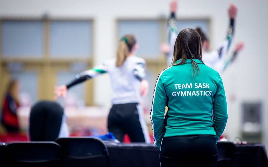 2019-2020 Women's Artistic Sask First Team