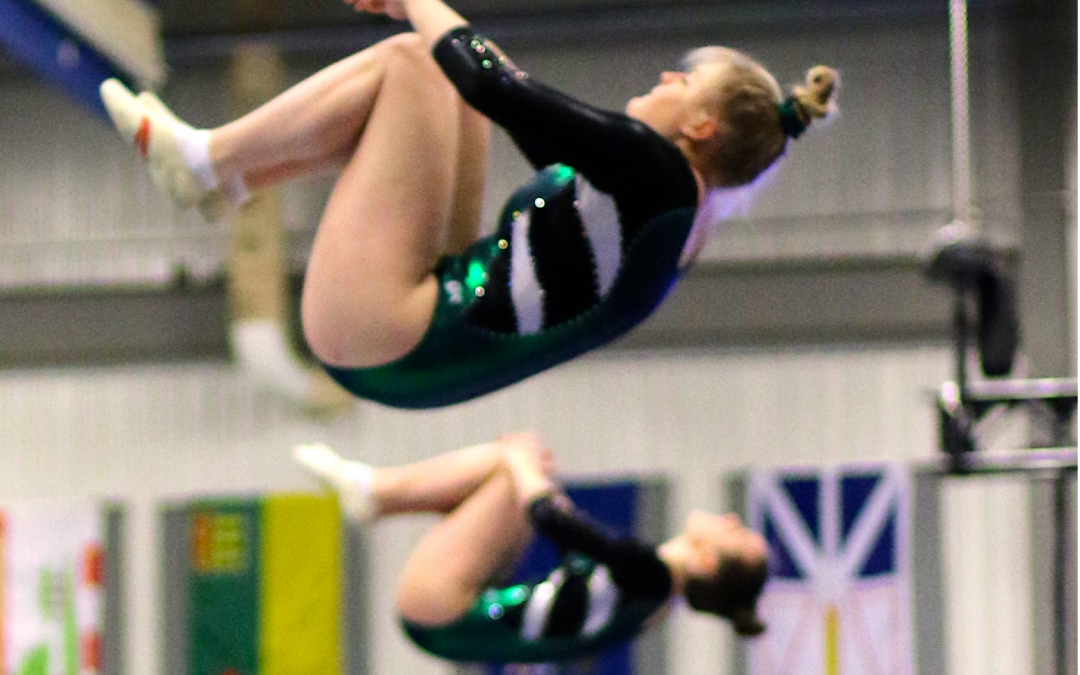 2019-2020 Trampoline & Tumbling Sask First Team