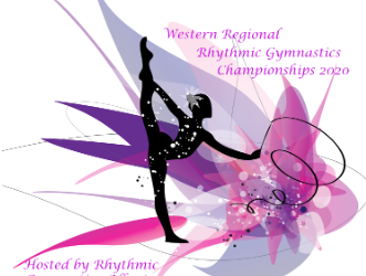 Rhythmic Team Sask Announcement – 2020 Western Championships