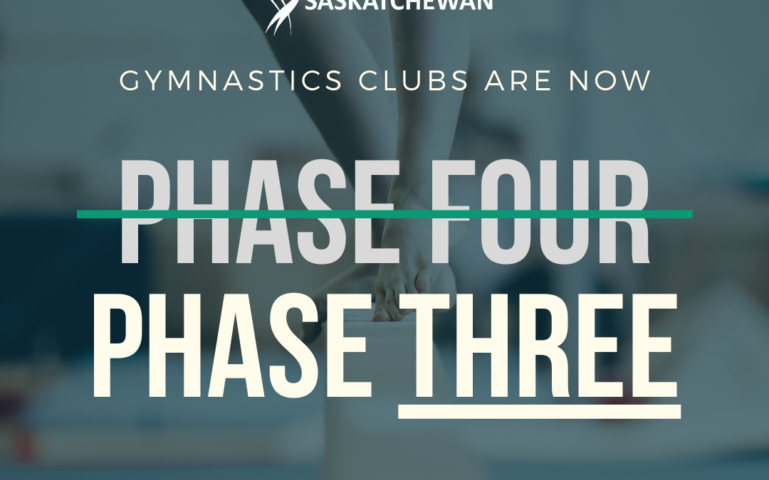 Gymnastics – Phase Three