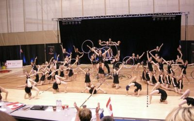Mass Routine Choreographer Announcement