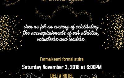 2018 Celebrate Gymnastics Awards Gala