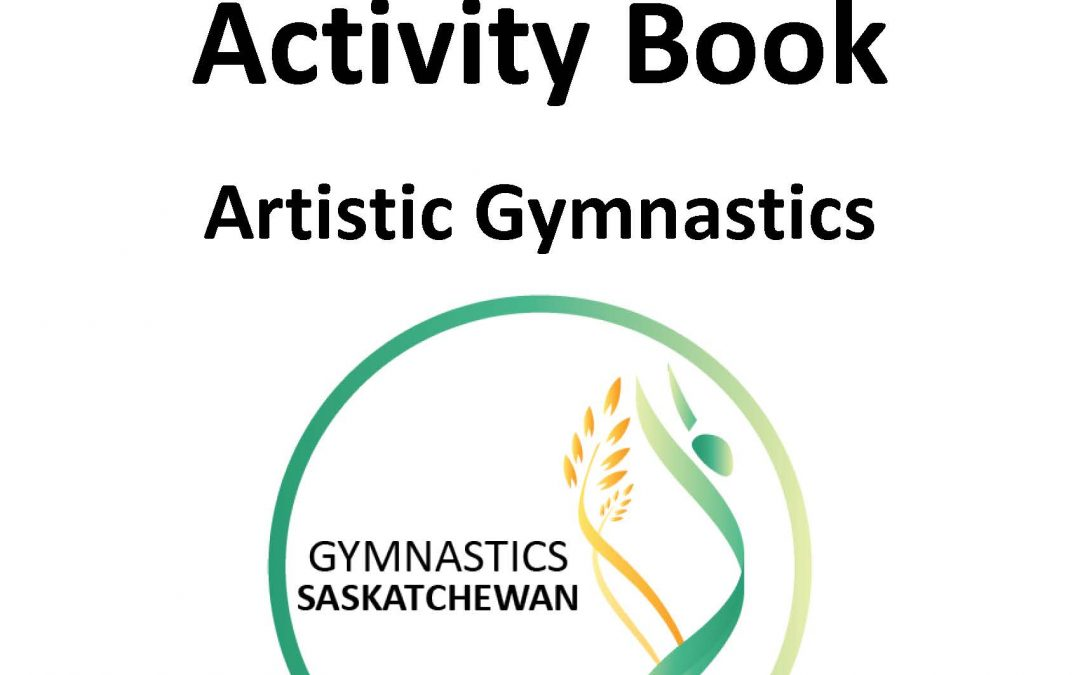 Gym Sask Activity Book