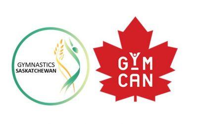 Gymnastics Saskatchewan & Gymnastics Canada COVID-19 Update