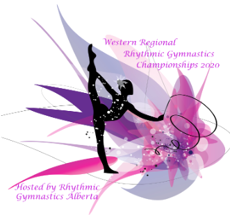 Rhythmic Team Sask Announcement – 2020 Western Championships