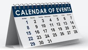 Cryptocurrency event calendar 2020