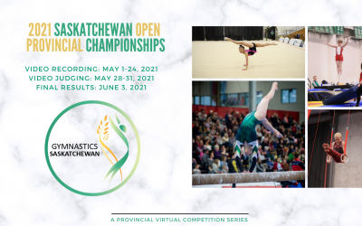2021 Virtual Saskatchewan Open Championships Results & Videos